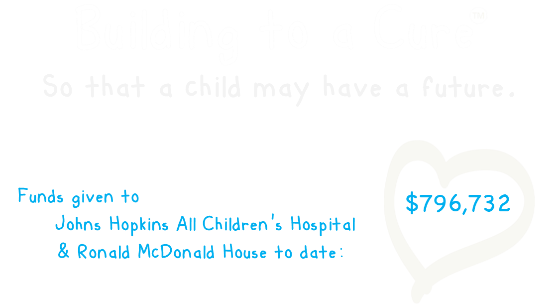 Building to a cure information image