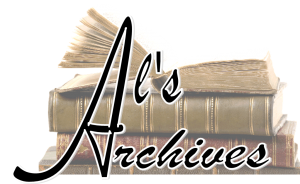 Al's Archives logo