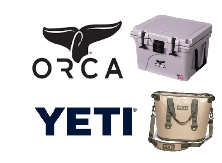 Orca yeti product line